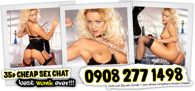 Bondage Phone Sex Chat